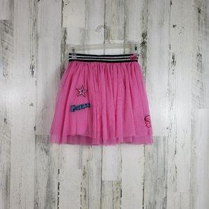 Girls jojo siwa pink tutu skirt size 10/12